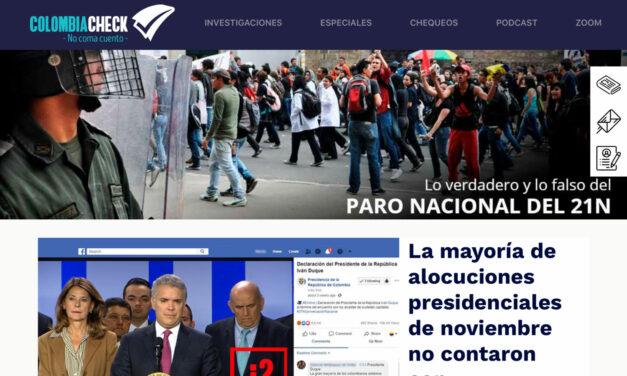 """Pablo Medina, de Colombia Check: Muchas desinformaciones """"hacen que la gente se sienta asustada, indignada, con rabia"""""""