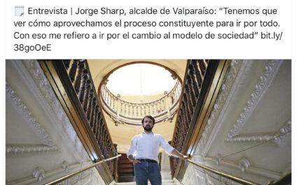 La mansión de Jorge Sharp