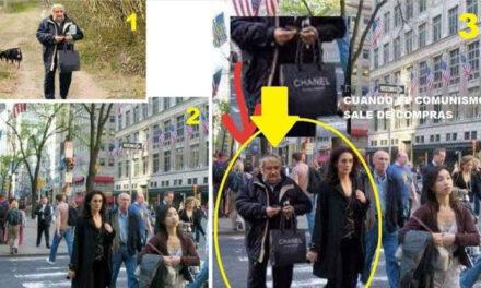Cómo construyeron la falsa imagen de Pepe Mujica con una bolsa de Chanel