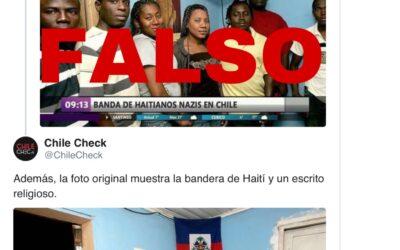 Especial: 5 mitos y noticias falsas que se han viralizado sobre la inmigración en Chile