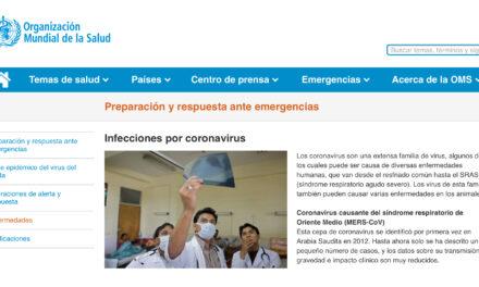 Qué es el coronavirus, las recomendaciones mundiales y cómo se prepara Chile