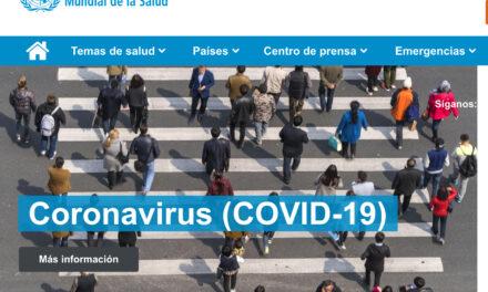 (Actualización) OMS no desaconseja el uso de ibuprofeno en casos de coronavirus