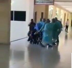 Supuesto video de paciente con coronavirus en Talca había sido difundido en Honduras