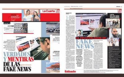 Mala Espina Check en la prensa nacional