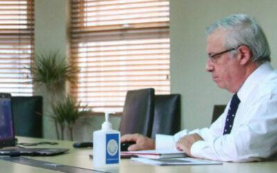 Mañalich matiza sus dichos sobre duración de inmunidad del CoVid 19: de un año a meses