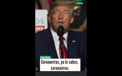 Trump y Bolsonaro: ¿Cómo ha cambiado su postura frente al coronavirus?