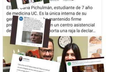 Los políticos, autoridades, instituciones y medios que han caído en fake news en Chile