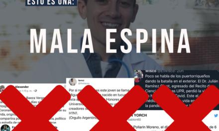 Jordi El Niño Polla lo hizo otra vez: Vuelve a viralizarse la imagen del actor porno como médico por el coronavirus