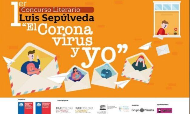 """""""El conavirus y yo"""", el concurso homenaje a Luis Sepúlveda que desata críticas en redes sociales"""