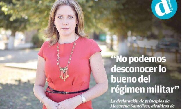 #ElDetector Defensora de la dictadura y crítica de los inmigrantes, quién es la nueva ministra de la Mujer