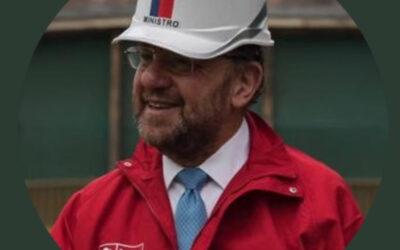 Alfredo Moreno es el primer ministro del gabinete en dar positivo en examen de Covid19