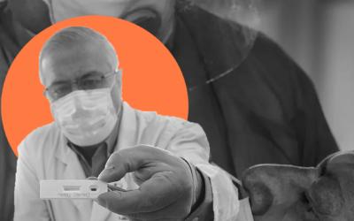 Desde la tórula a una gotita de sangre: Los test que se ocupan en Chile para cazar al Covid-19