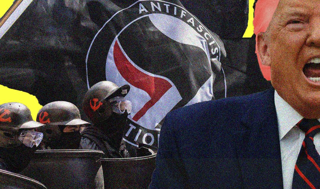 ¿Qué es Antifa? La organización que Trump tiene en la mira tras las protestas en Estados Unidos