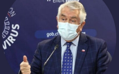 Ministro de Salud dice que Chile tiene la tasa de letalidad más baja de América Latina por CoVid19, pero su afirmación es incorrecta