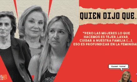 #QuiénDijoQué… Prueba qué tan informado estás con las frases de la semana