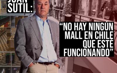 Juan Sutil (CPC) dice que ningún mall de Chile está funcionando, pero su afirmación es incorrecta