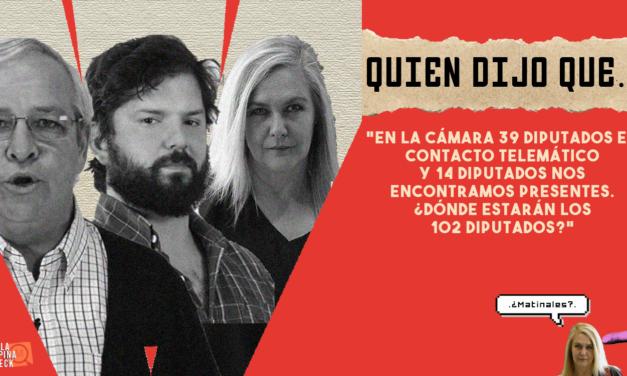 #QuiénDijoQué… 3ra semana de junio