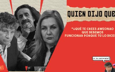 #QuiénDijoQué… 4ta semana de junio