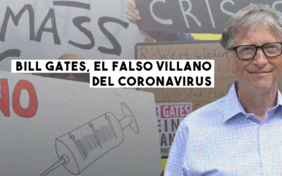 Bill Gates, el falso villano del coronavirus