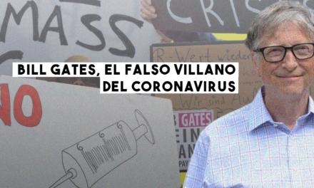 Bill Gates, el falso villano del coronavirus