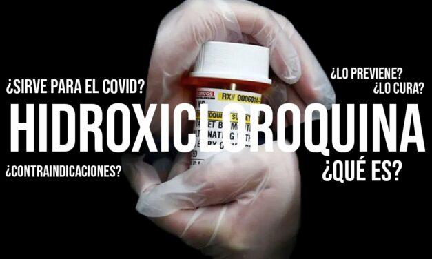 Hidroxicloroquina, el medicamento que tomó Bolsonaro para combatir el CoVid19 y que expertos cuestionan