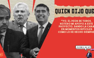 #QuiénDijoQué 3ra semana de Julio