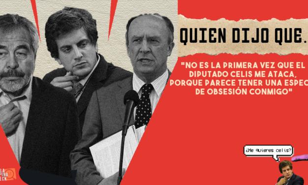 #QuiénDijoQué 2da semana de julio se ha marchado
