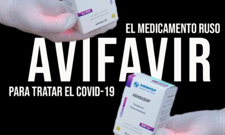 ¿Qué es el Avifavir? – el medicamento ruso que busca tratar el coronavirus