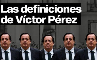Punta Peuco, el salto al vacío de la asamblea constituyente y defensa a Carabineros, las definiciones de Víctor Pérez