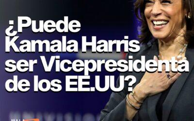 Las falsas teorías sobre la ciudadanía de Kamala Harris