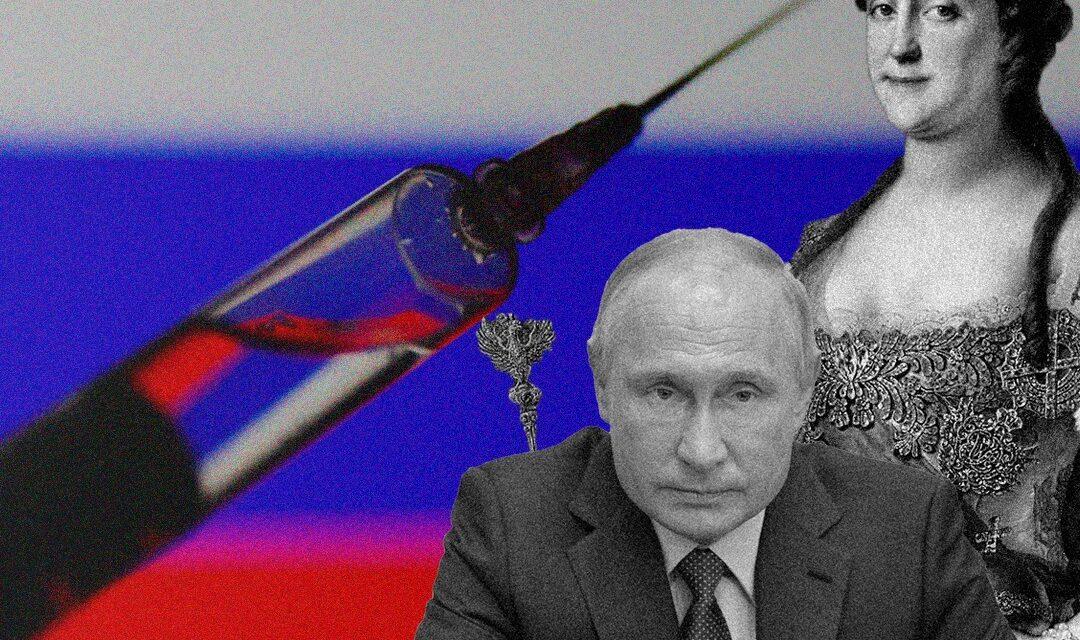 Desde Catalina la Grande a Putin: la historia de la vacunación en Rusia