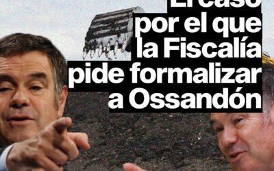 El caso por el que la Fiscalía pide formalizar al senador Ossandón