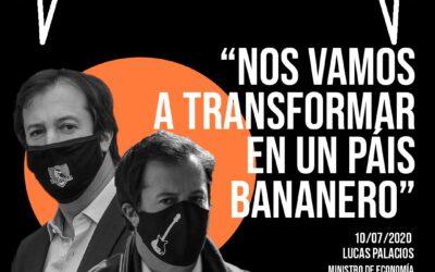 El cambio de opinión del ministro de Economía por el retiro del 10%: de país bananero a reactivación