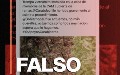 Trampa vietnamita: la fake news que difundió el diputado Urruticoechea
