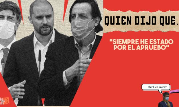 #QuiénDijoQué… 4ta semana Agosto
