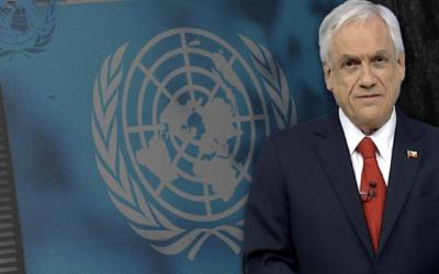 Chequeo al discurso del presidente Piñera ante la ONU