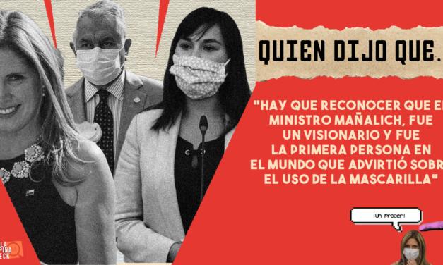 #QuiénDijoQué… 4ta semana de Septiembre