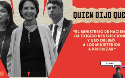 #QuiénDijoQué… 1era semana de Octubre