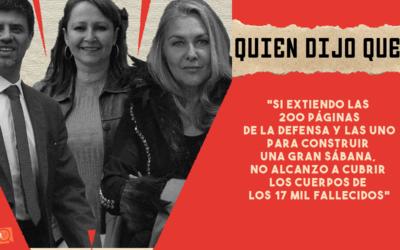 #QuiénDijoQué… 2da semana de Octubre
