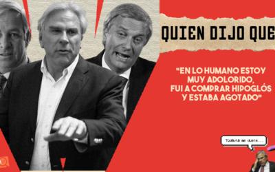 #QuiénDijoQue… 4ta semana de octubre