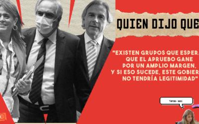 #QuiénDijoQué… 3ra semana de octubre