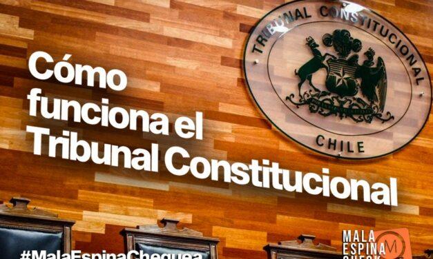 Cómo funciona el Tribunal Constitucional