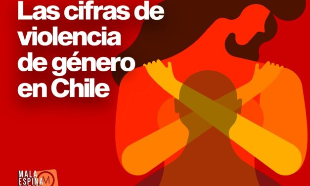 Las cifras de violencia de género en Chile
