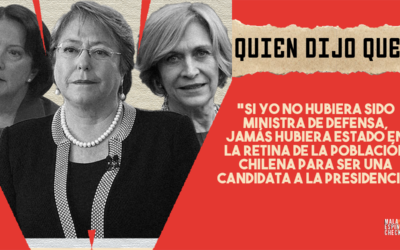 #QuiénDijoQué… 4ta semana de noviembre