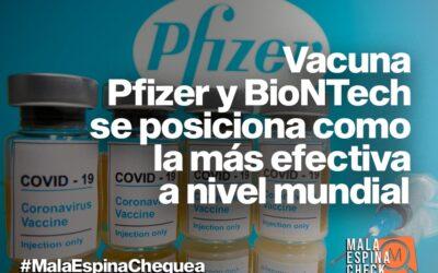Cómo funcionará la vacuna de Pfizer contra el CoVid19 y de qué trata el acuerdo con Chile