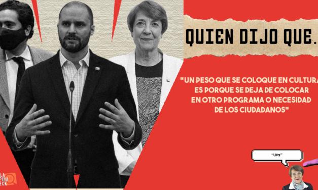 #QuiénDijoQué… 1era semana de noviembre