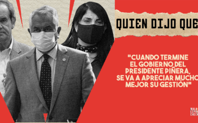#QuiénDijoQue… 2da semana diciembre