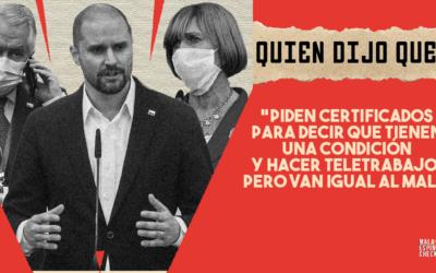 #QuiénDijoQué… 4ta semana de Diciembre