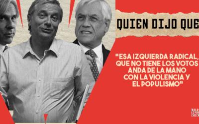 #QuiénDijoQue… 1era semana diciembre