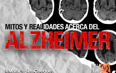 Expertos desmienten 9 mitos sobre el Alzheimer